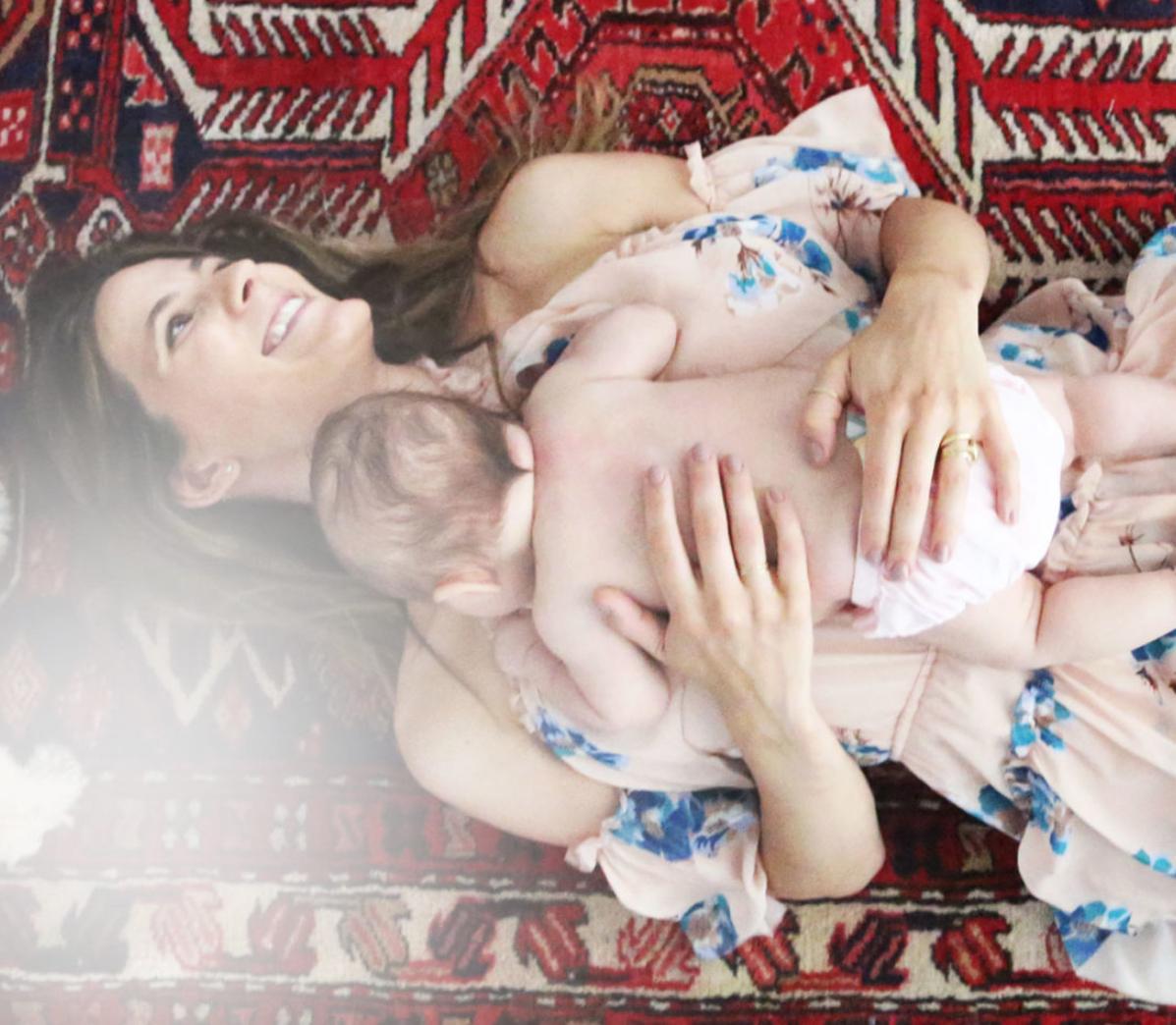Mommy Blog or Fashion Magazine?