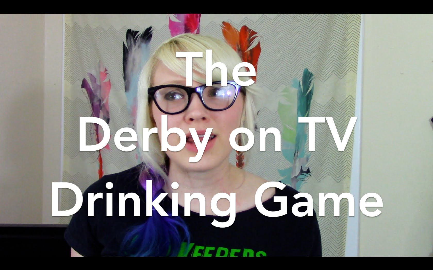 5:34 NoxTalks: The Derby On TV Drinking Game