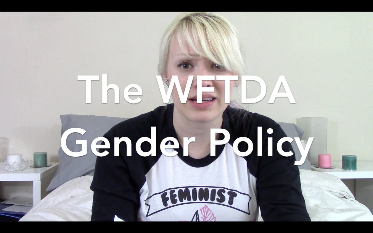NoxTalks: The WFTDA Gender Policy