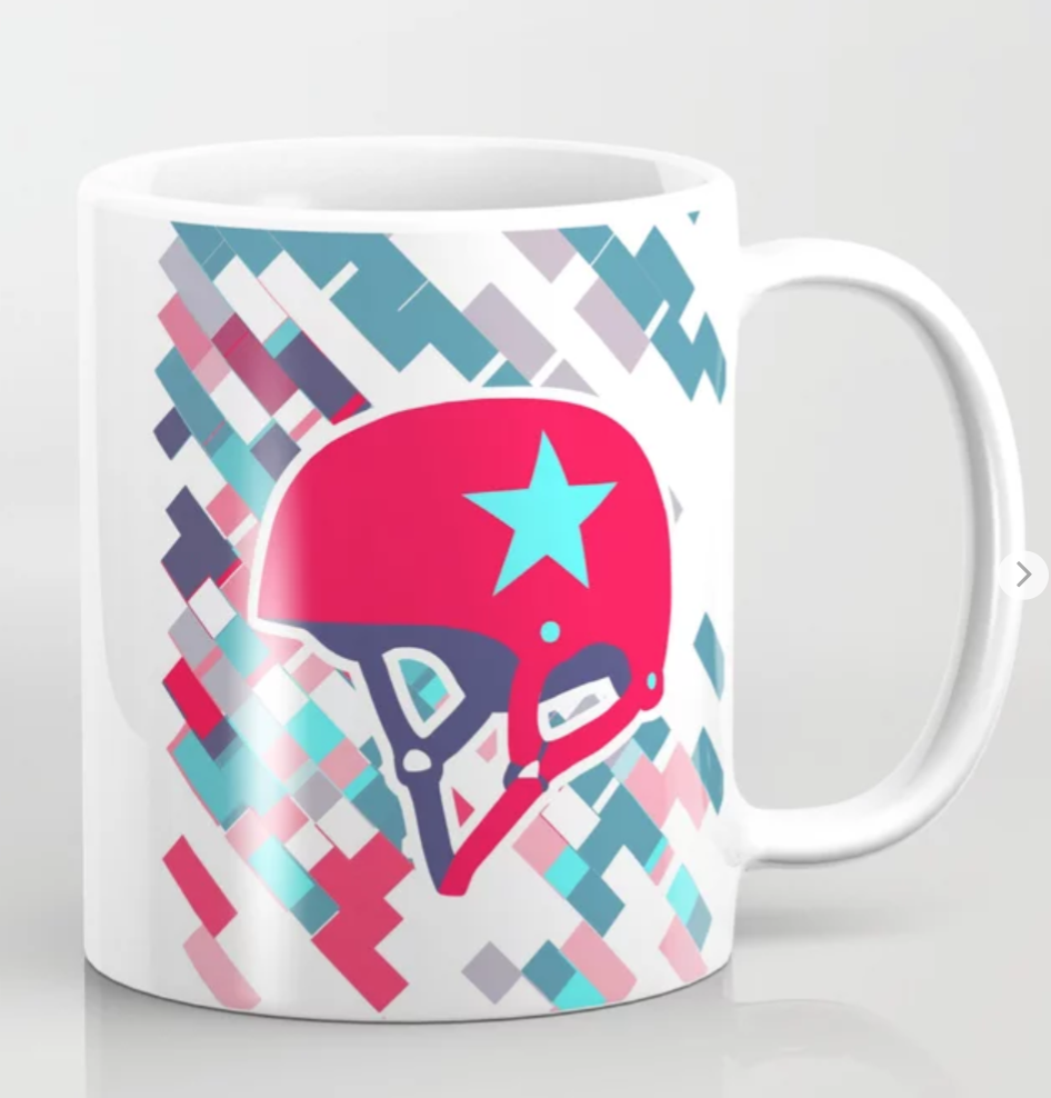 Copy of Copy of roller derby mug