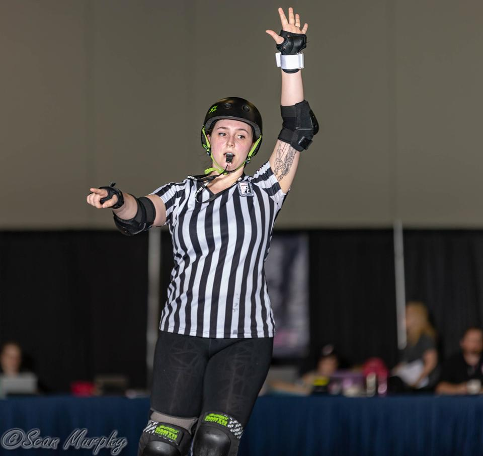Shebra, co-Tournament Head NSO
