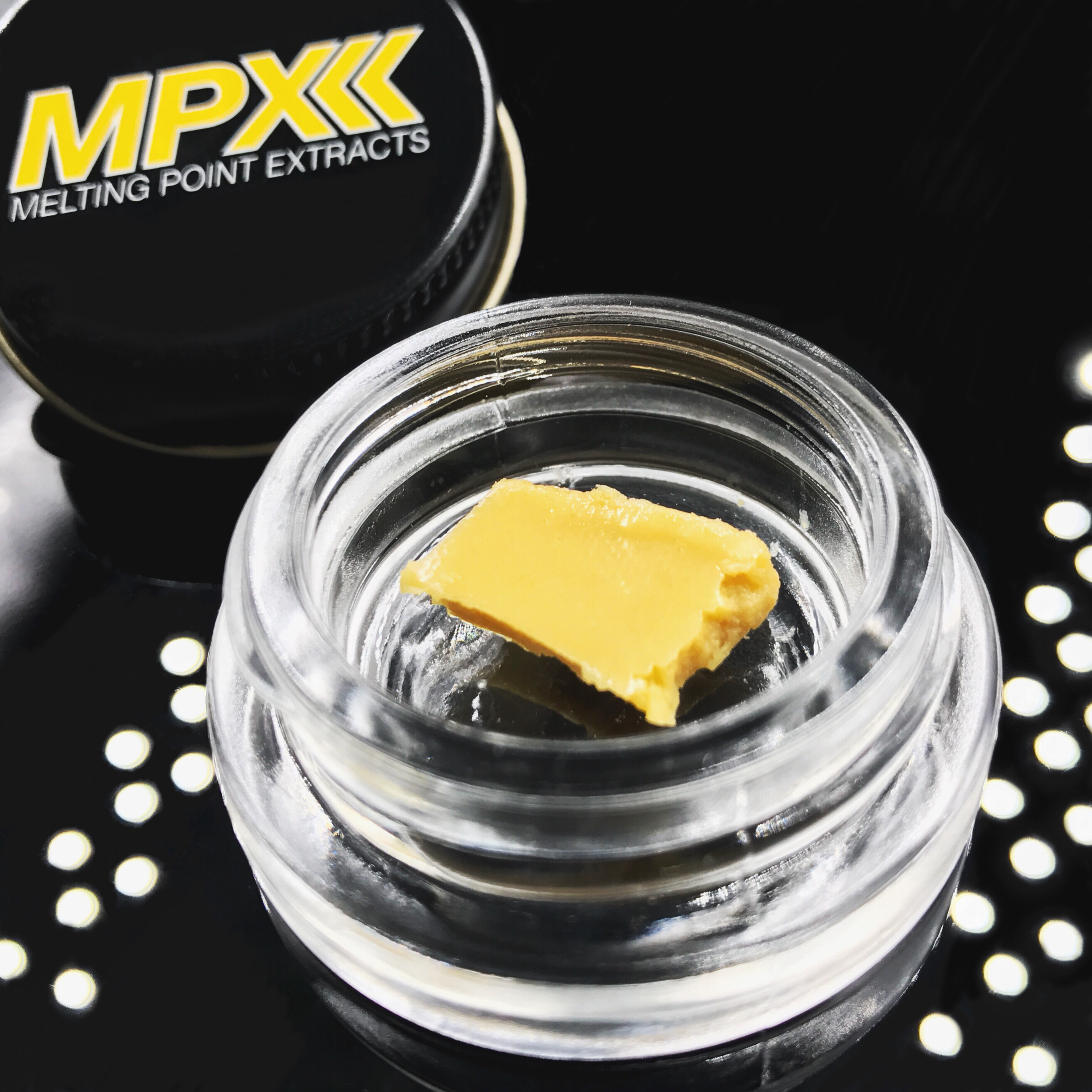 melting point extracts wax