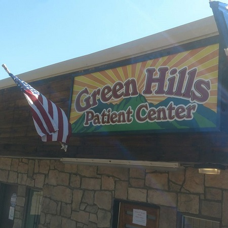 melting point extracts vendor day at Green Hills Patient Center in Show Low AZ