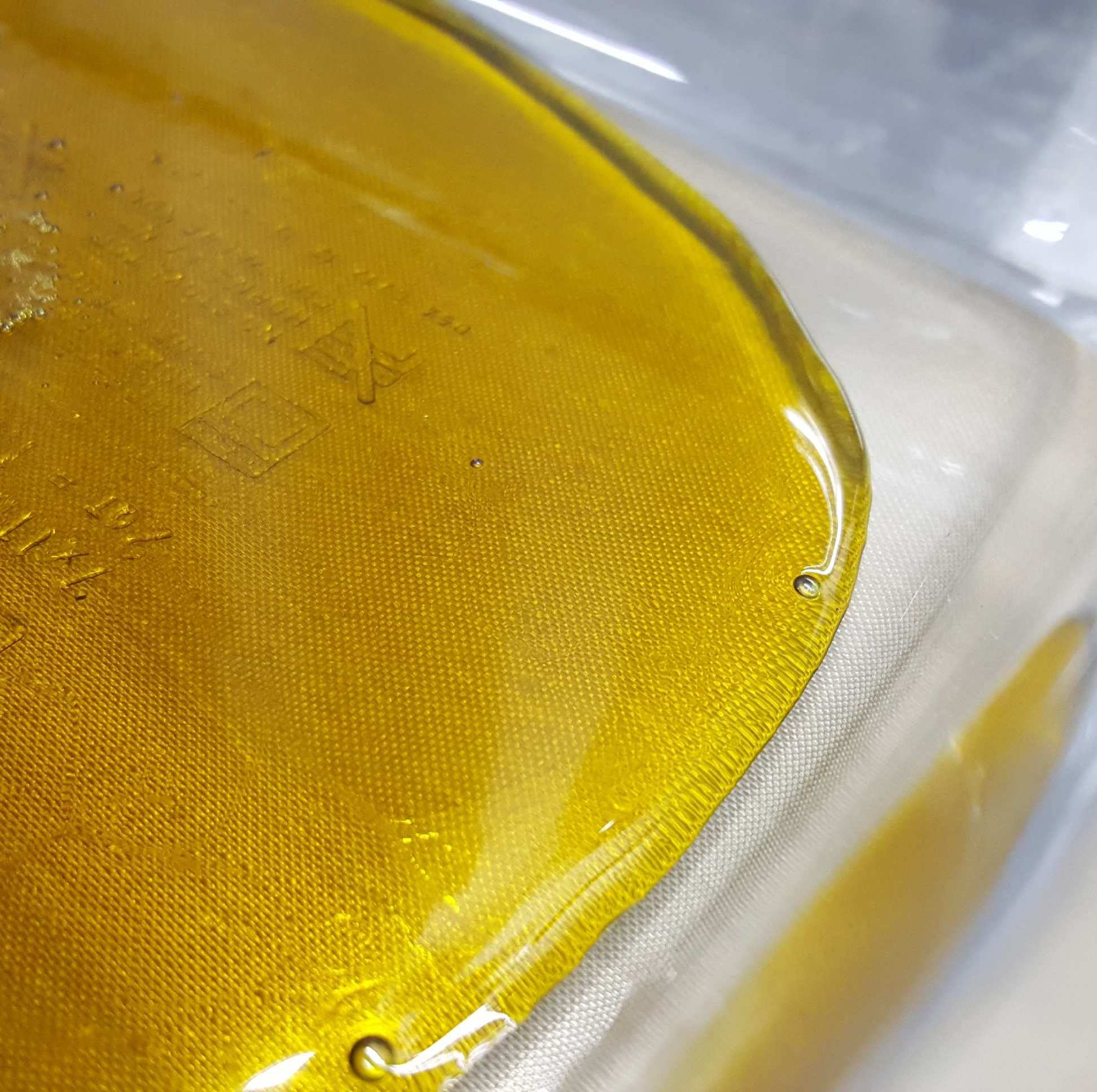 melting point extracts cured resin