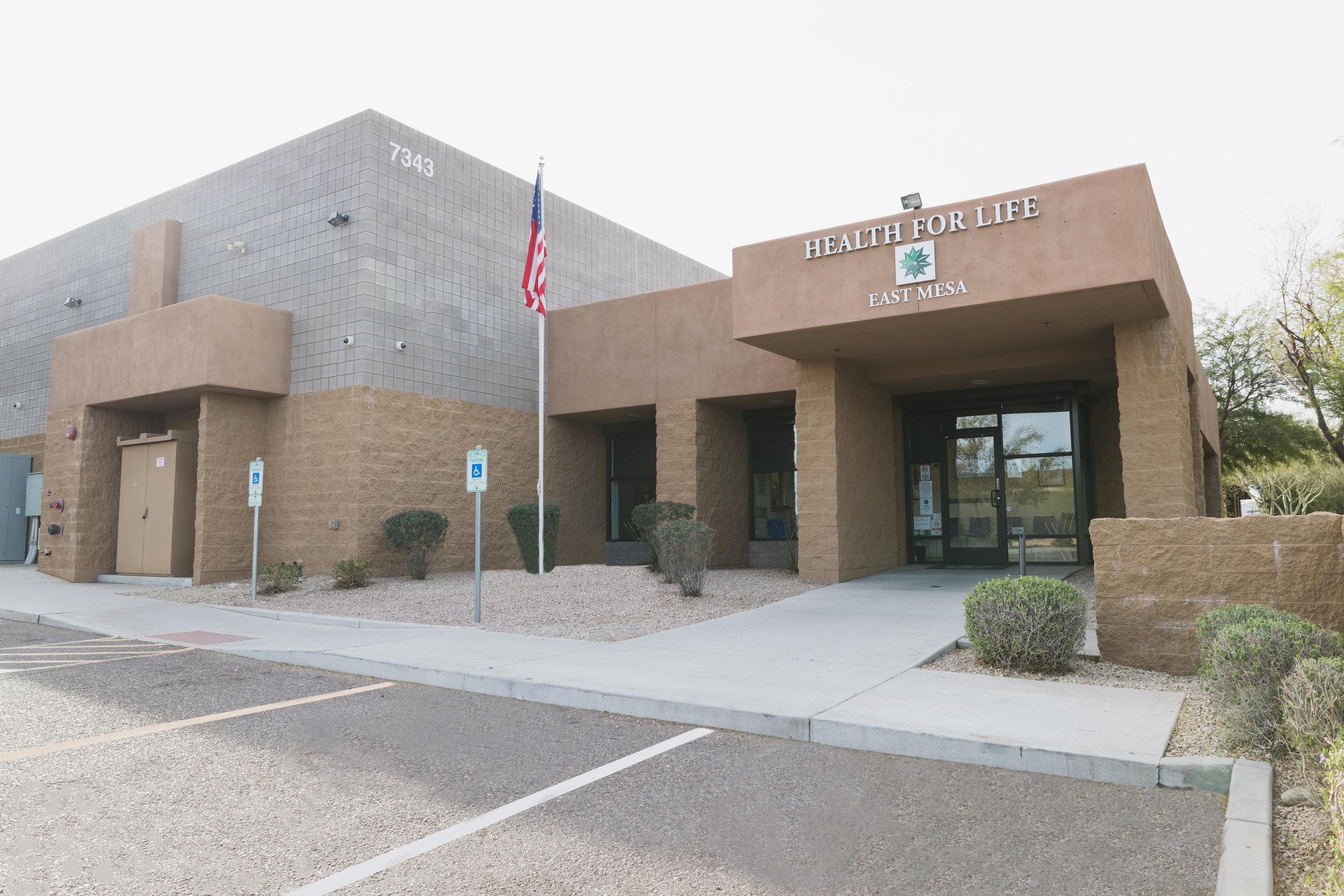 Health For Life East    Mesa, AZ
