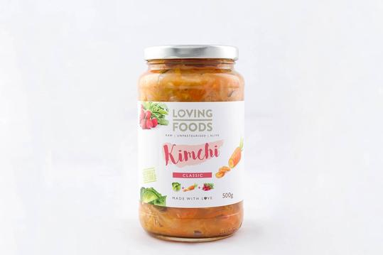 Loving Foods Kimchi is my favourite - I have it every day!