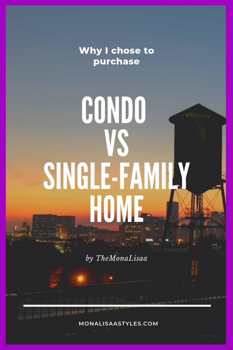 Condo  Vs Single-family home