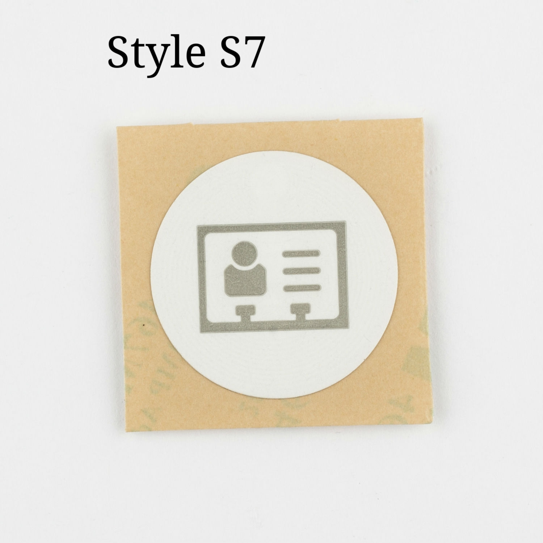 vCard NFC Sticker