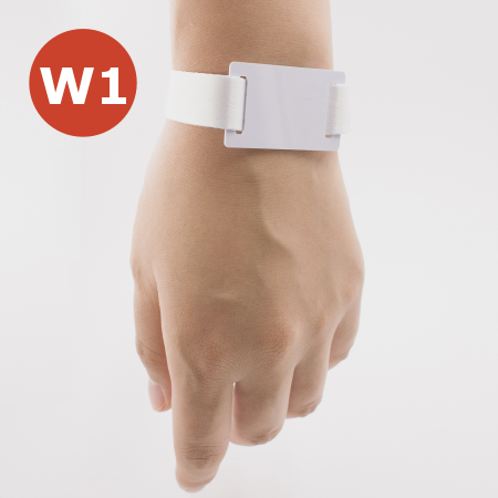 NFC Event Wristband with Ultralight Chip