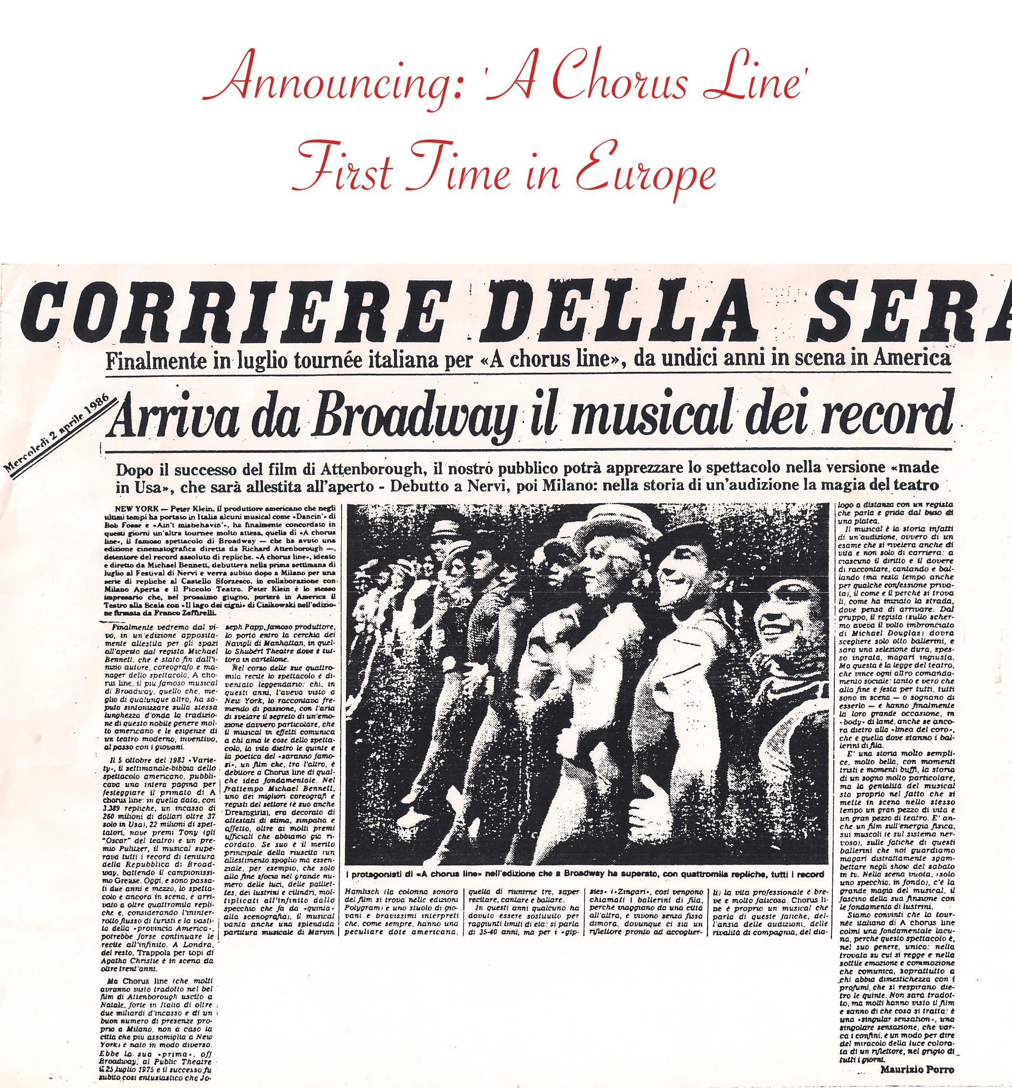 Corriere  A CHORUS LINE RED ver4.JPG