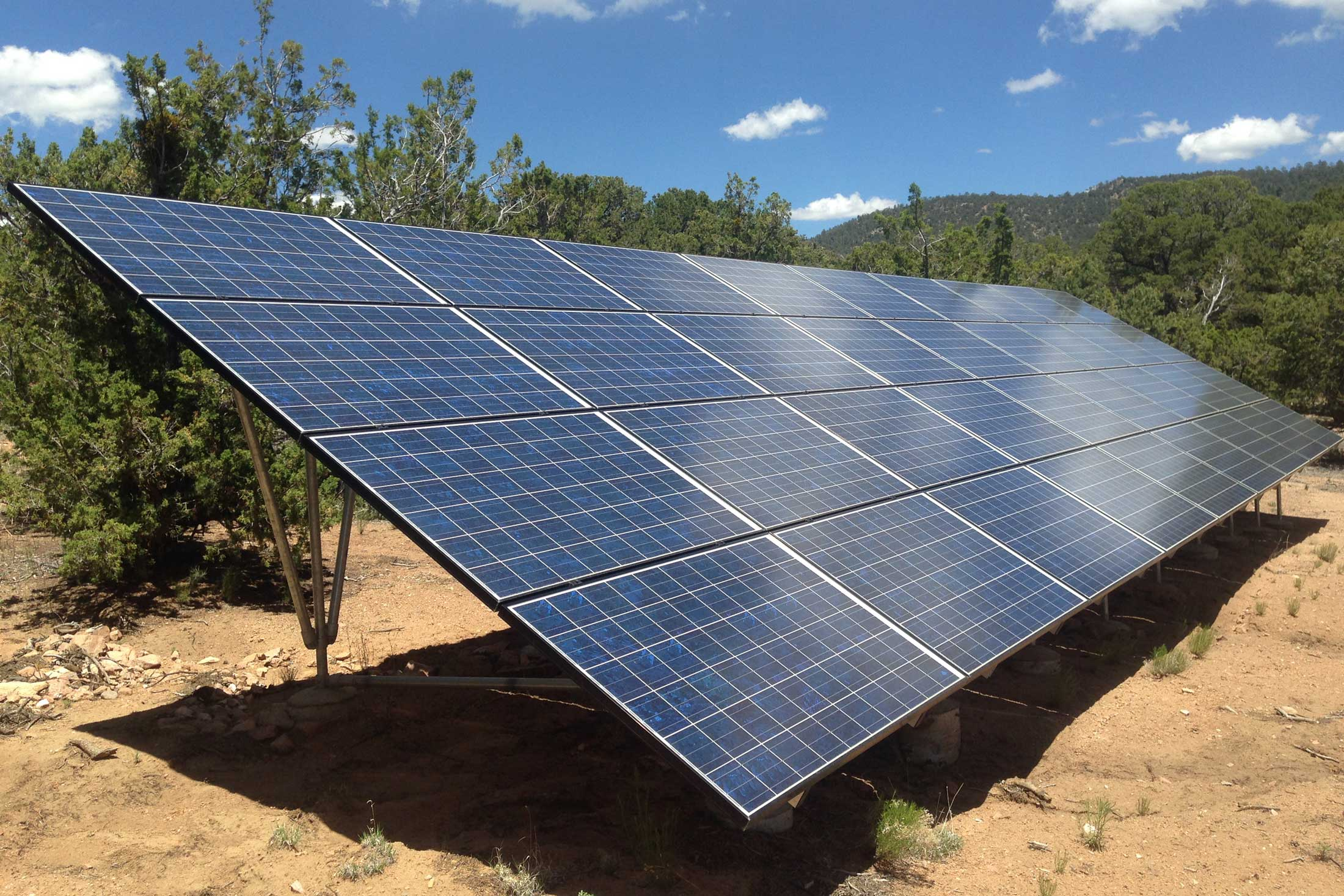 Experienced, Trustworthy, Professional Solar Services