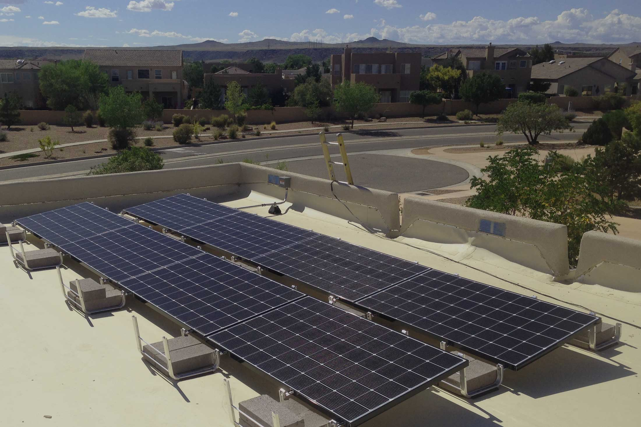 Select Solar is focused on designing and installing high quality, durable solar electric systems for residential, commercial and industrial customers