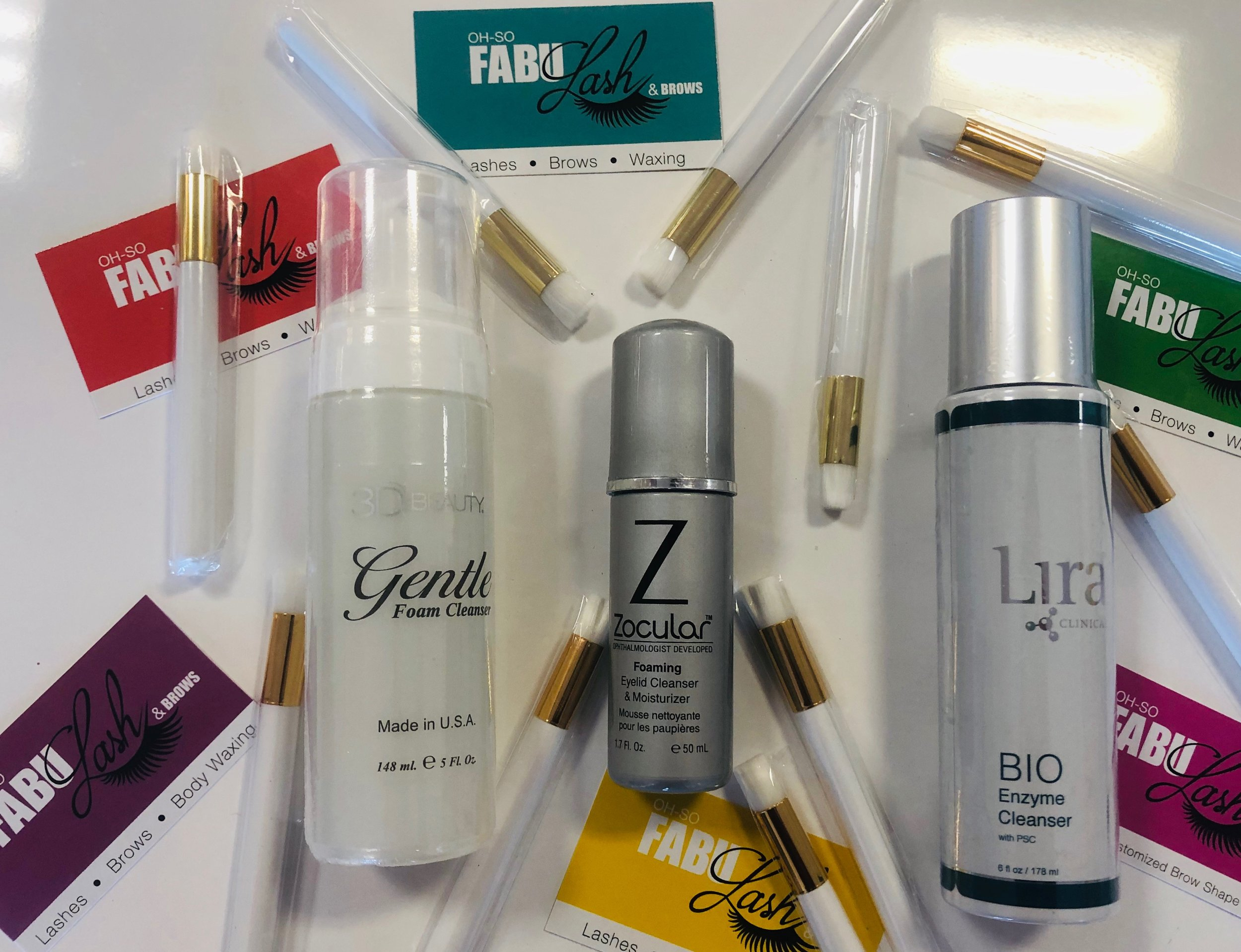 Why Are Clean Lashes Important? -