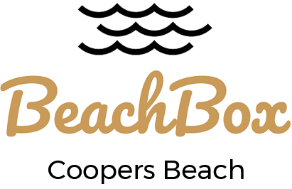 BeachBox Coopers Beach Logo - Gold & Black on White.png