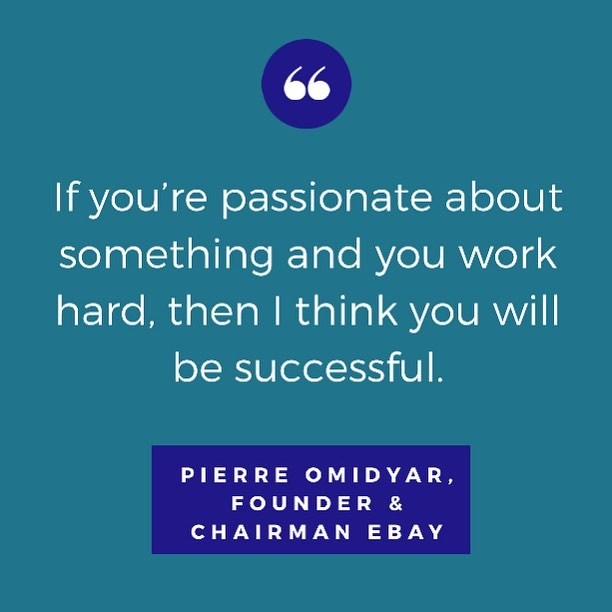 Find something you are passionate about. Pursue it. Work Hard & Stay Focused. You will be successful in the end. #quote #motivate #workhard #focusonyourgoal #yougotthis #driven #smallbusiness #entrepreneur