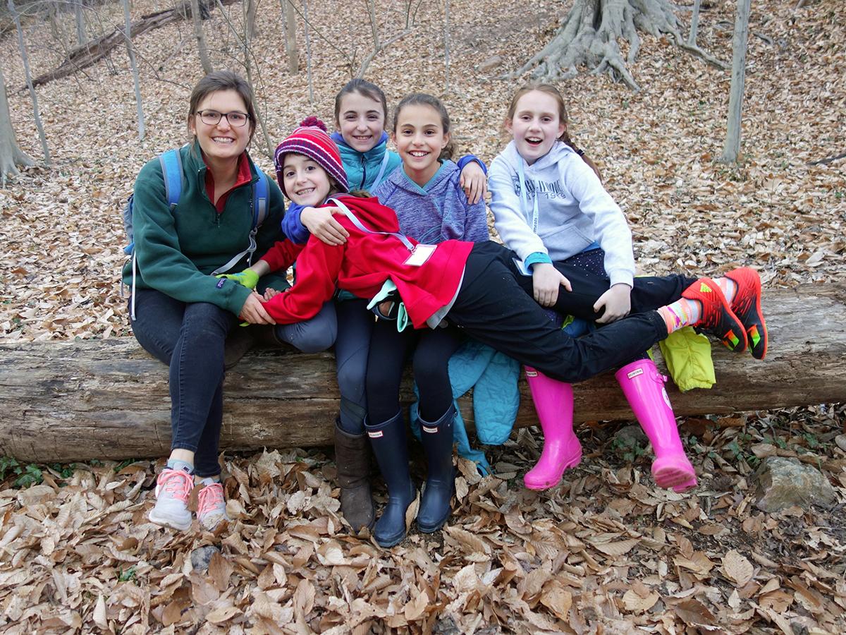 Outdoor after-school programs for kids