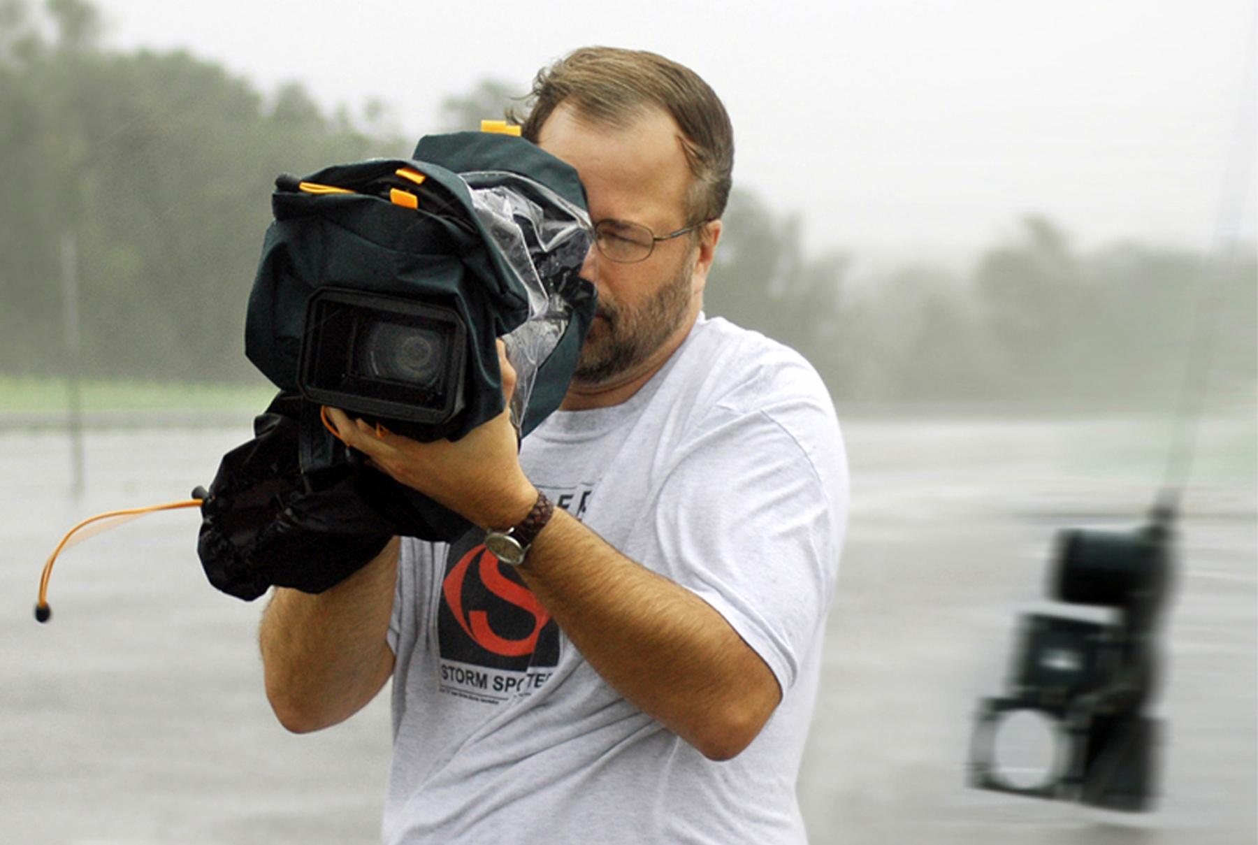 Martin Lisius, StormStock founder