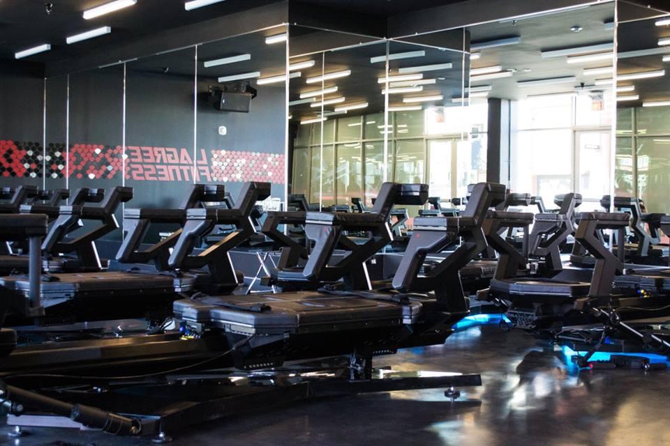 Lagree Fitness Supra Machine Launch and Studio Opening