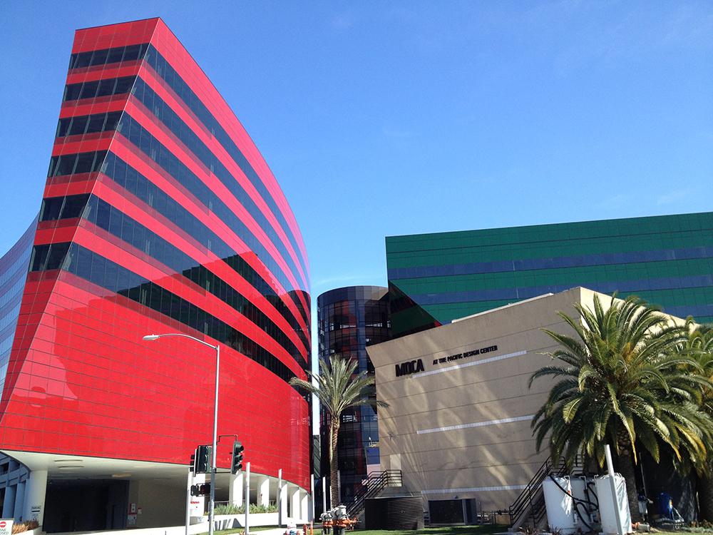 West Hollywood Design District Rebrand