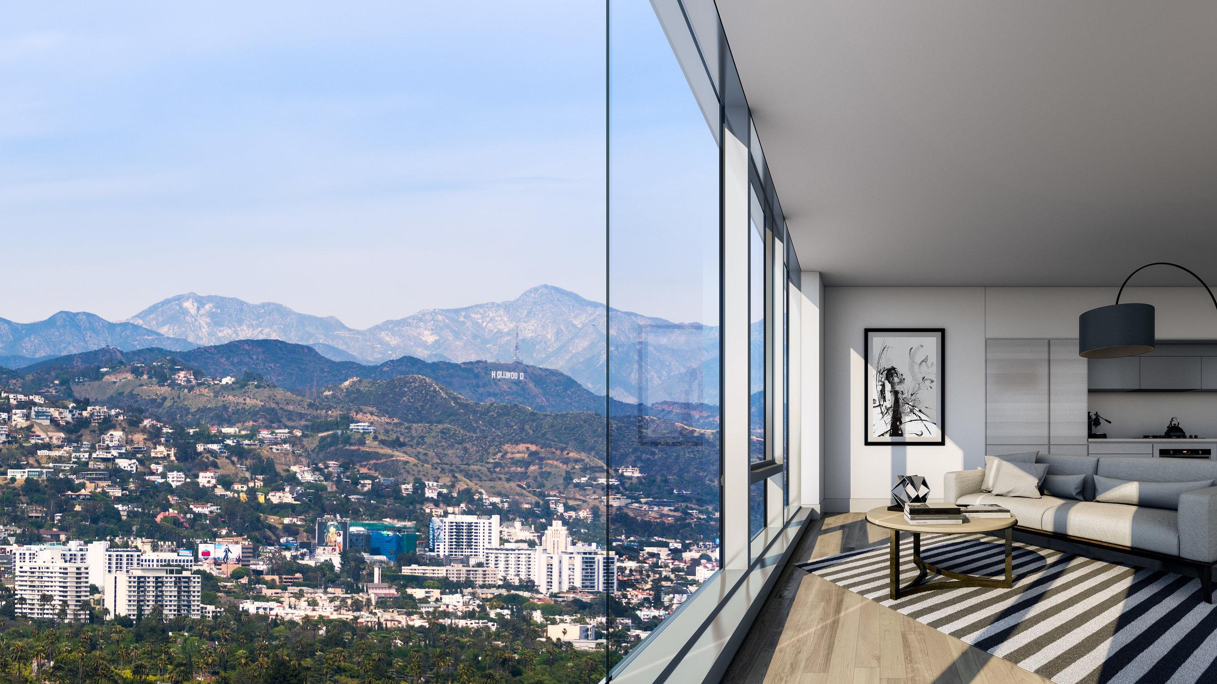 Ten Thousand Luxury Residences