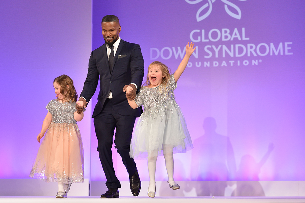 Global Down Syndrome Foundation's Fashion Show