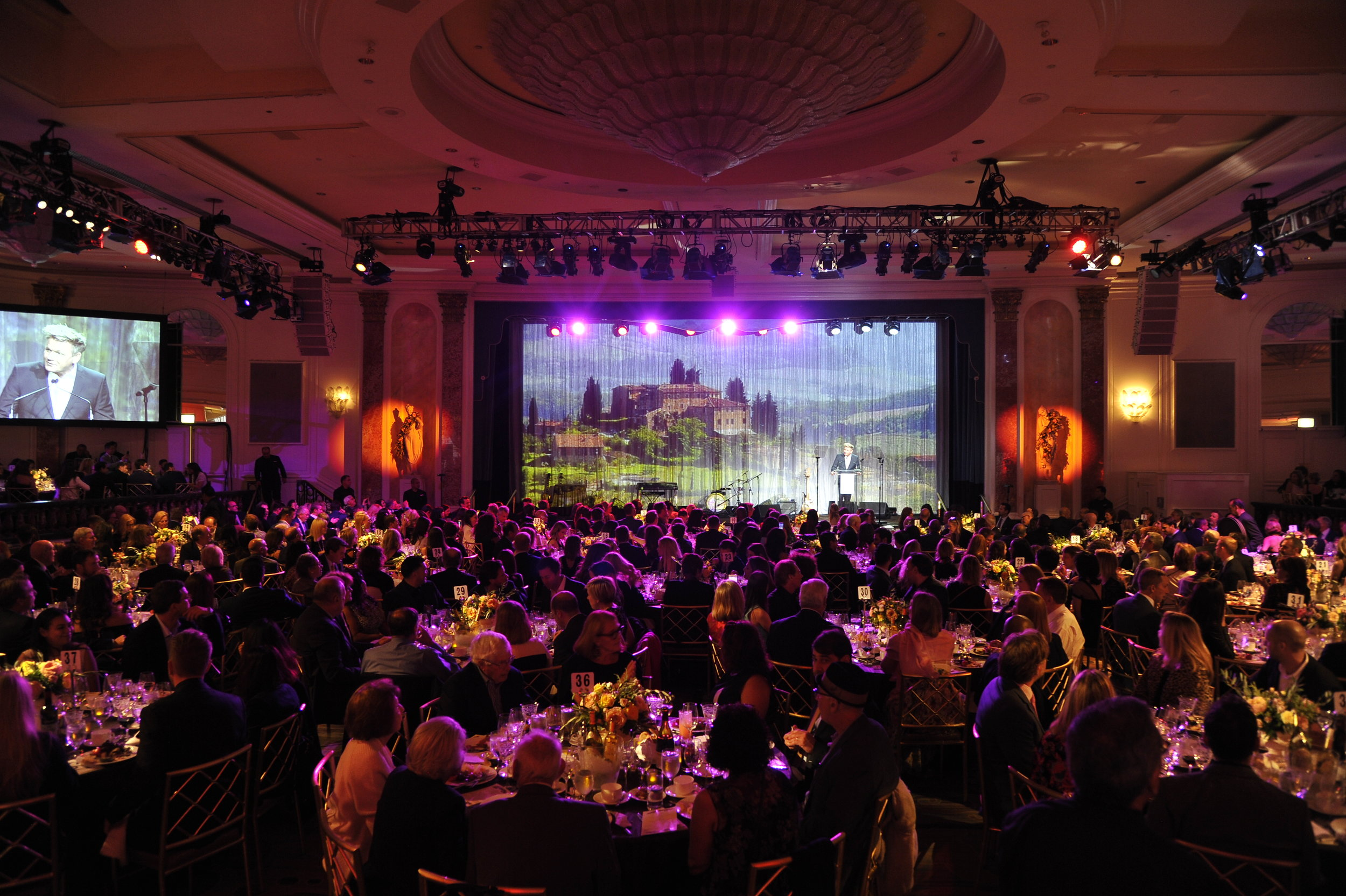 """UCLA JCCC's Hosts Annual """"Taste For A Cure"""" Event"""