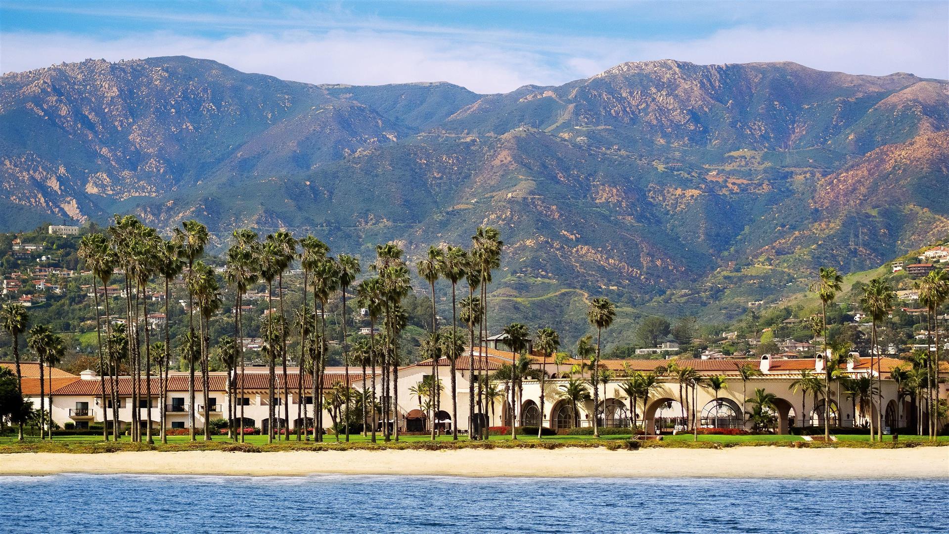 Rebrand and Remodel of Hilton Santa Barbara Beachfront Resort