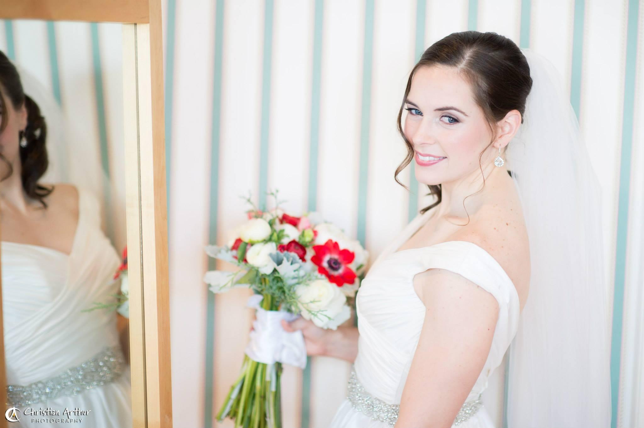 wedding makeup vermont