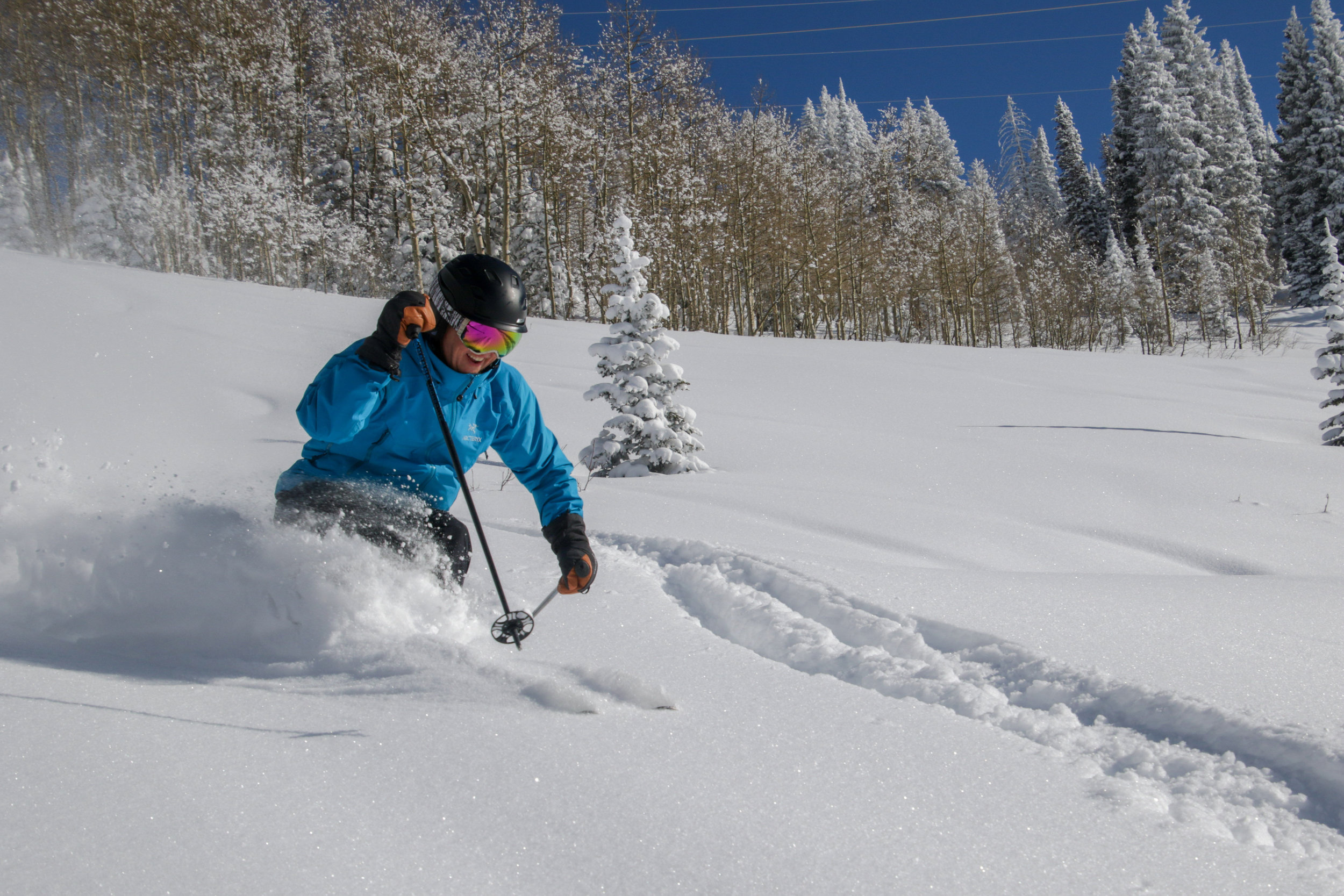 Steve - Backcountry north of Steamboat