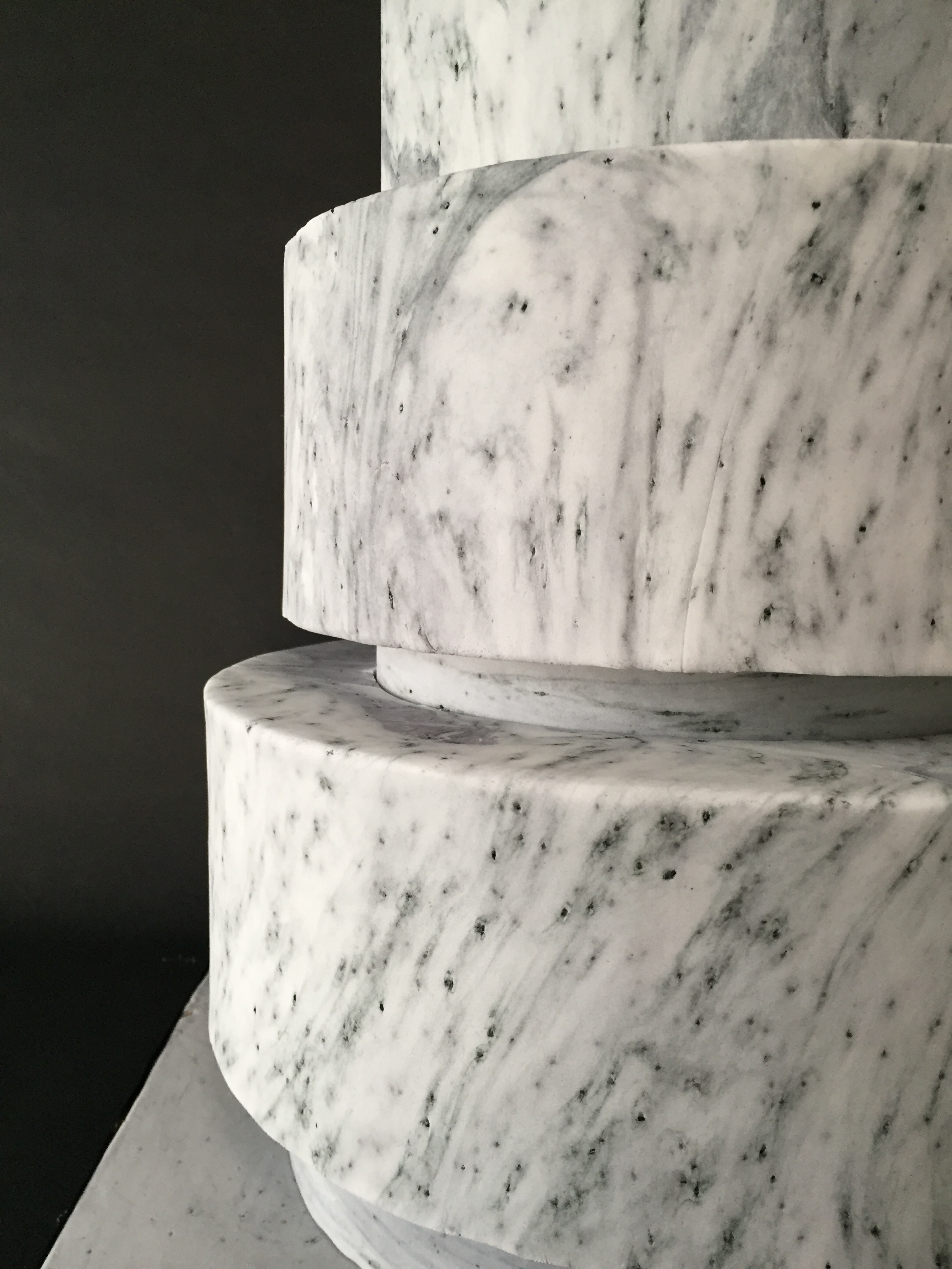 Speckled Marble appearance…