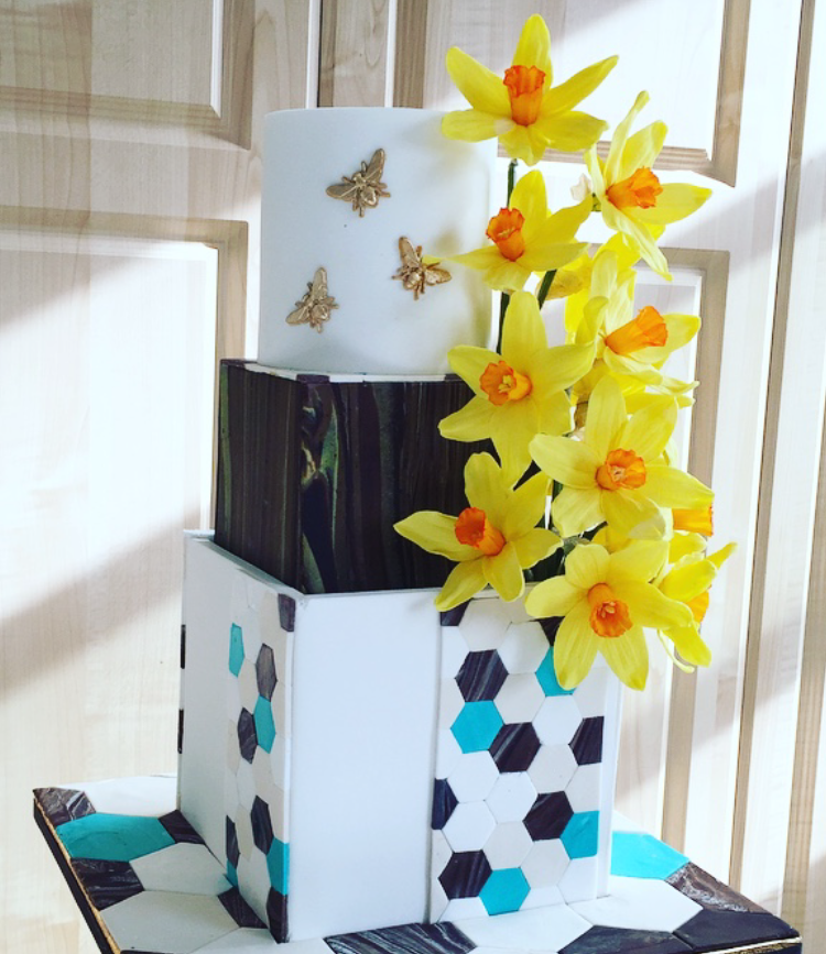 Honey Bee Baby Shower (sugar jonquils)