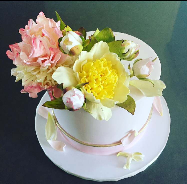 Blushing Bridal Shower with Sugar Peonies