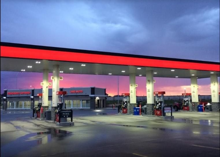 Fuel & Gas -