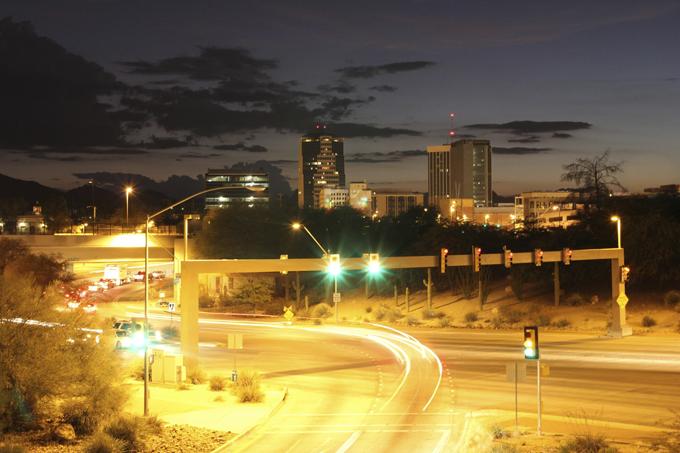 Tucson Twighlight
