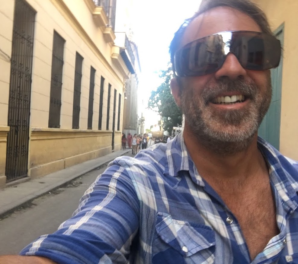 Yours Truly. Old Havana 2017