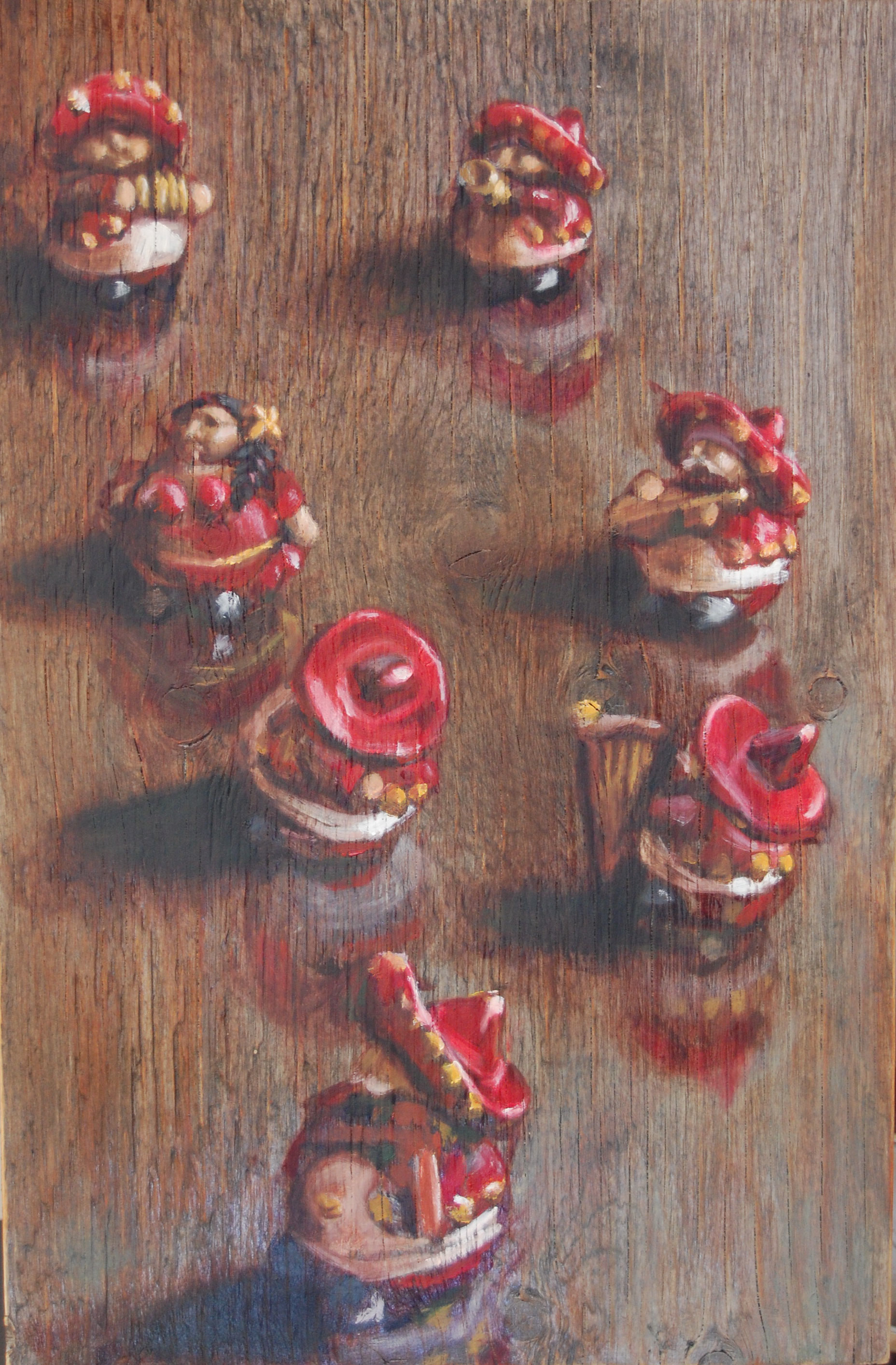 Mariachies 16x24inch oil on wood.jpg