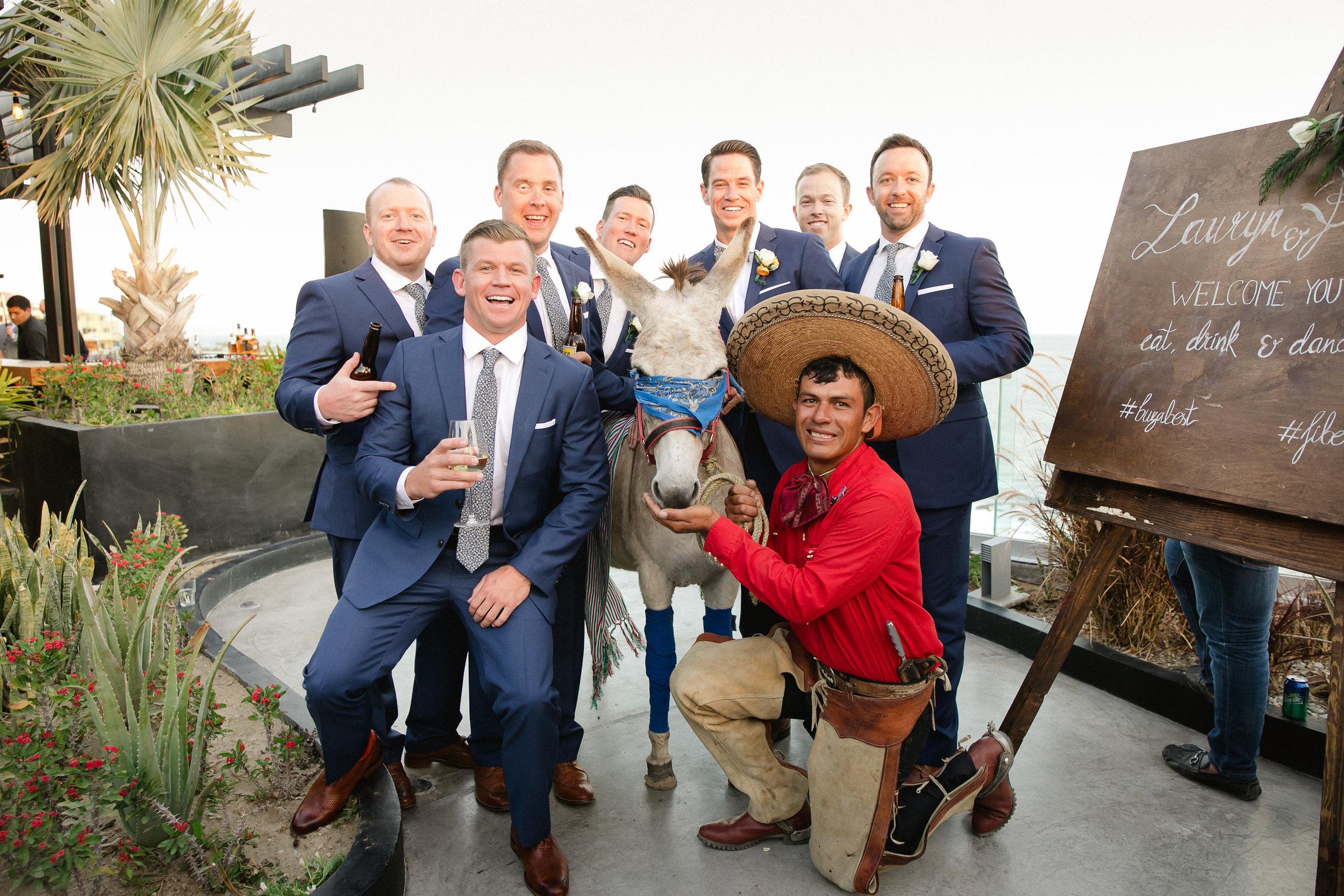 Click by Chris+Lynn | Wedding by Karla Casillas and Co. | Donkey Lolo