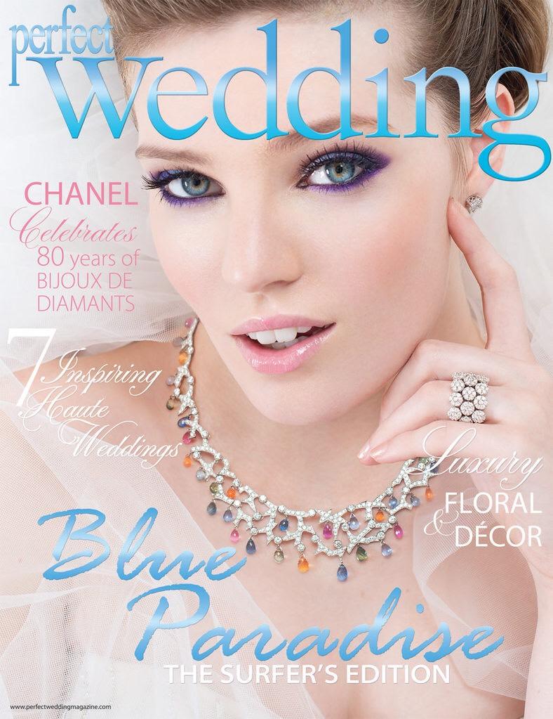 Perfect Wedding Magazine featured Karla Casillas and Co..jpeg
