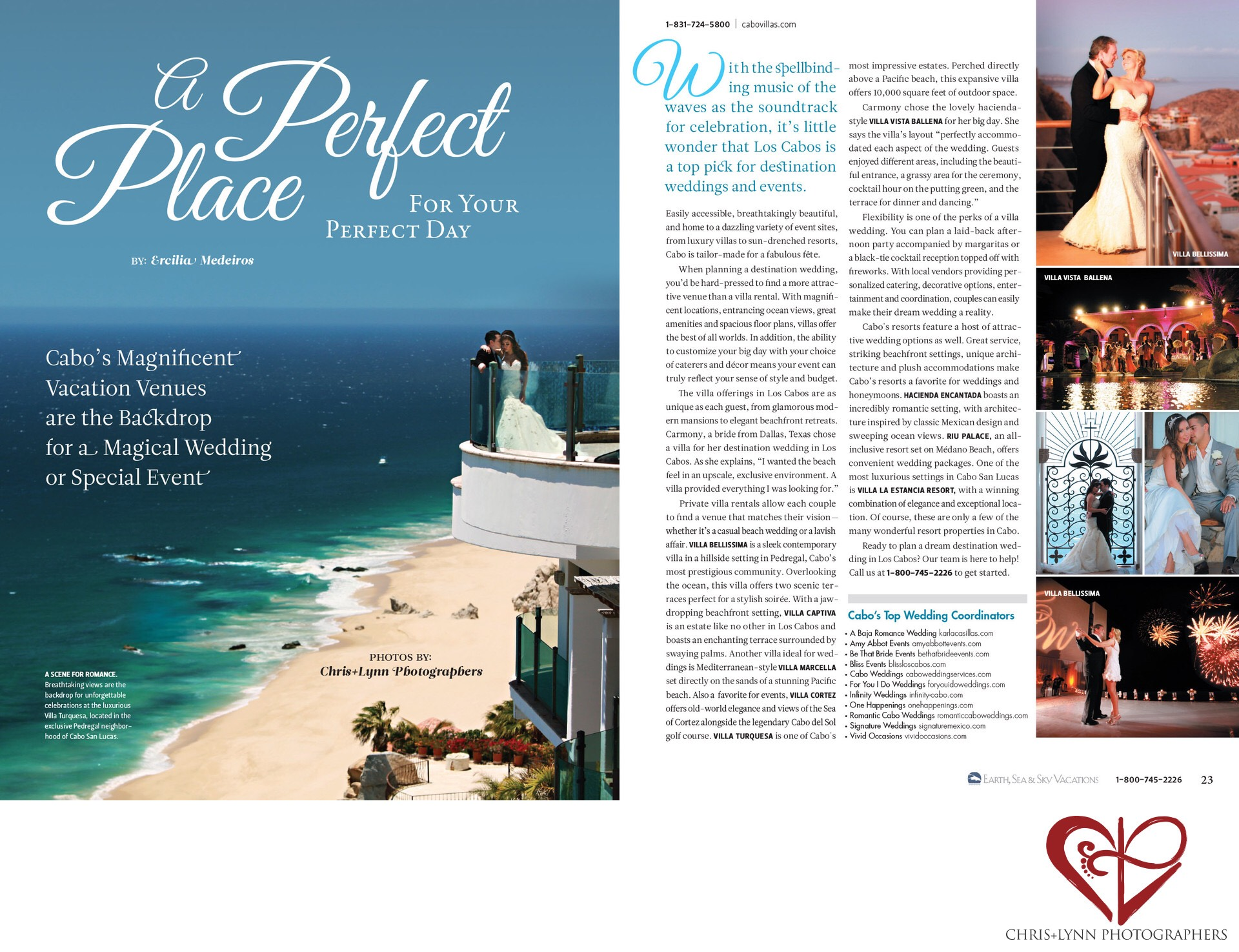Earth Sea and Sky Vacation Magazine featured Karla Casillas and Co..jpeg