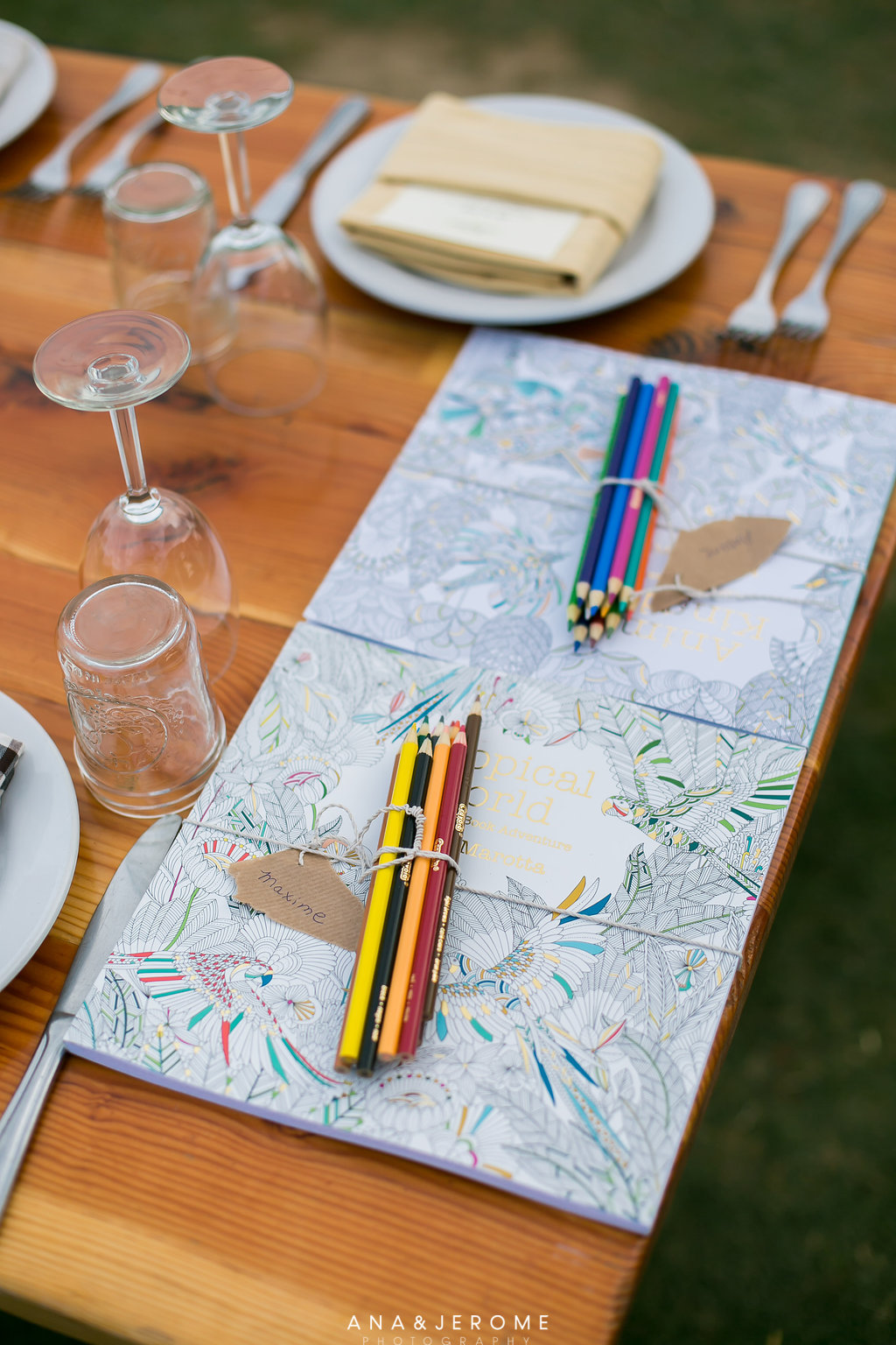 Kids Table | Events Los Cabos | Karla Casillas and Co.