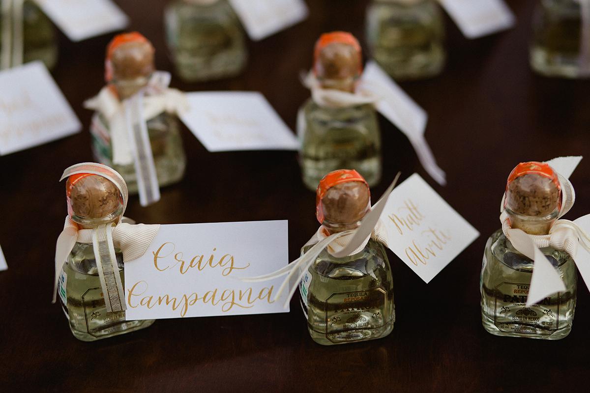 Mini Tequila Bottles_Mexico Weddings_Karla Casillas.jpg