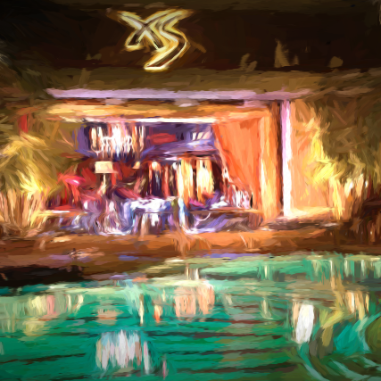 "The XS Nightclub at the Wynn hotel in Las Vegas implies ""excess,"" which could be undesirable with the suffix for an iPhone Xs, should Apple release a model with that name."