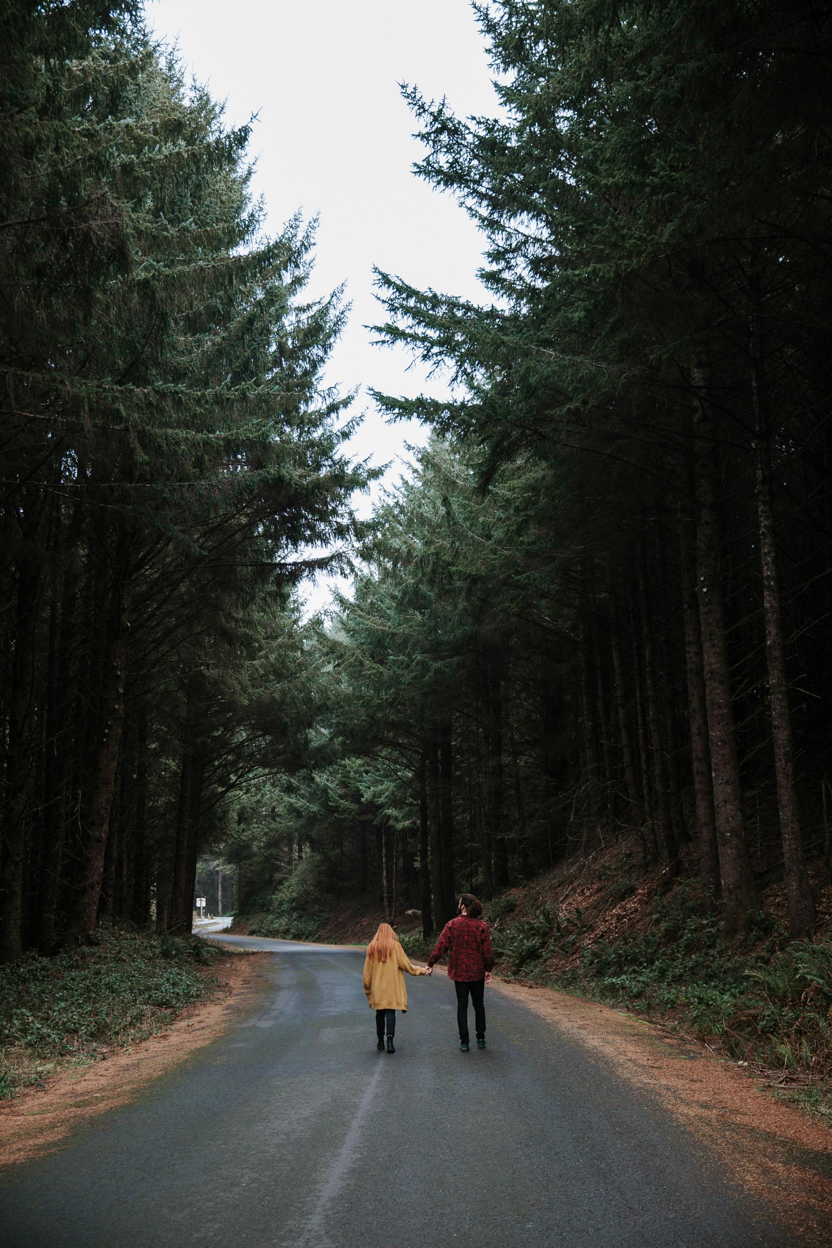 Ashley & Elliot // Oregon