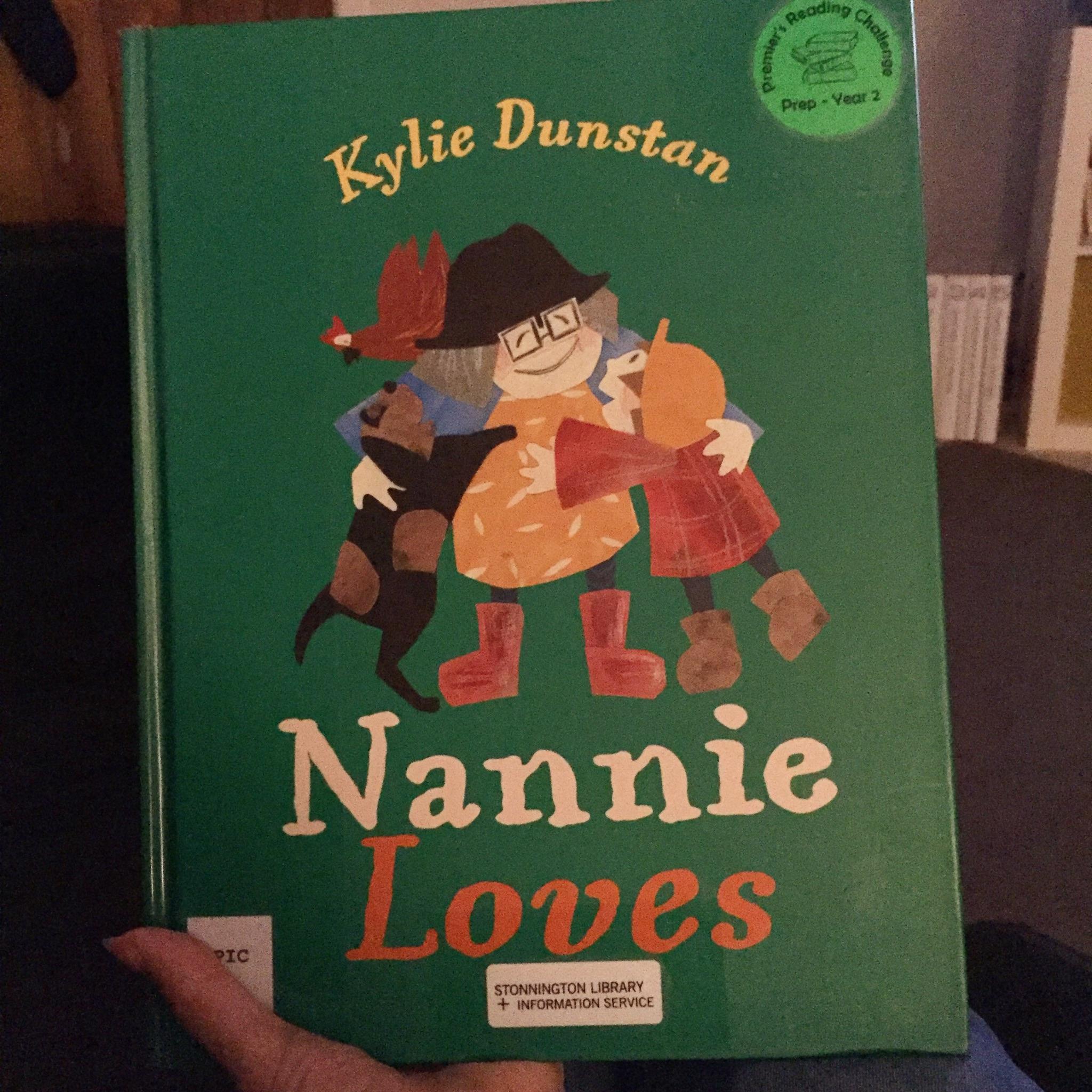 Review - Nannie Loves