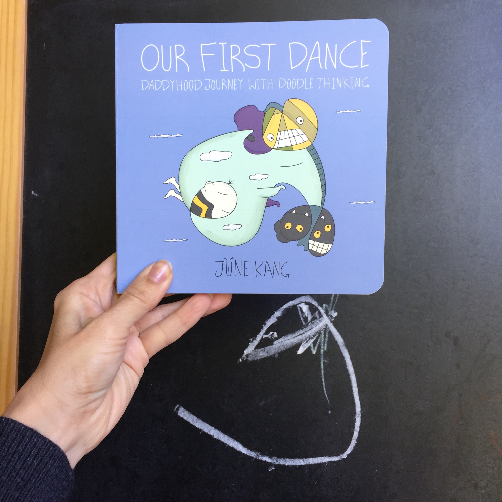 Review - Our First Dance - Daddyhood Journey with Doodle Thinking