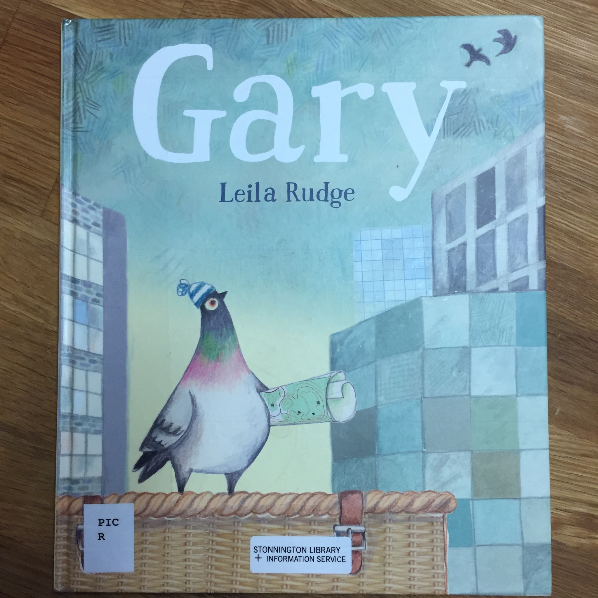 Review - Gary