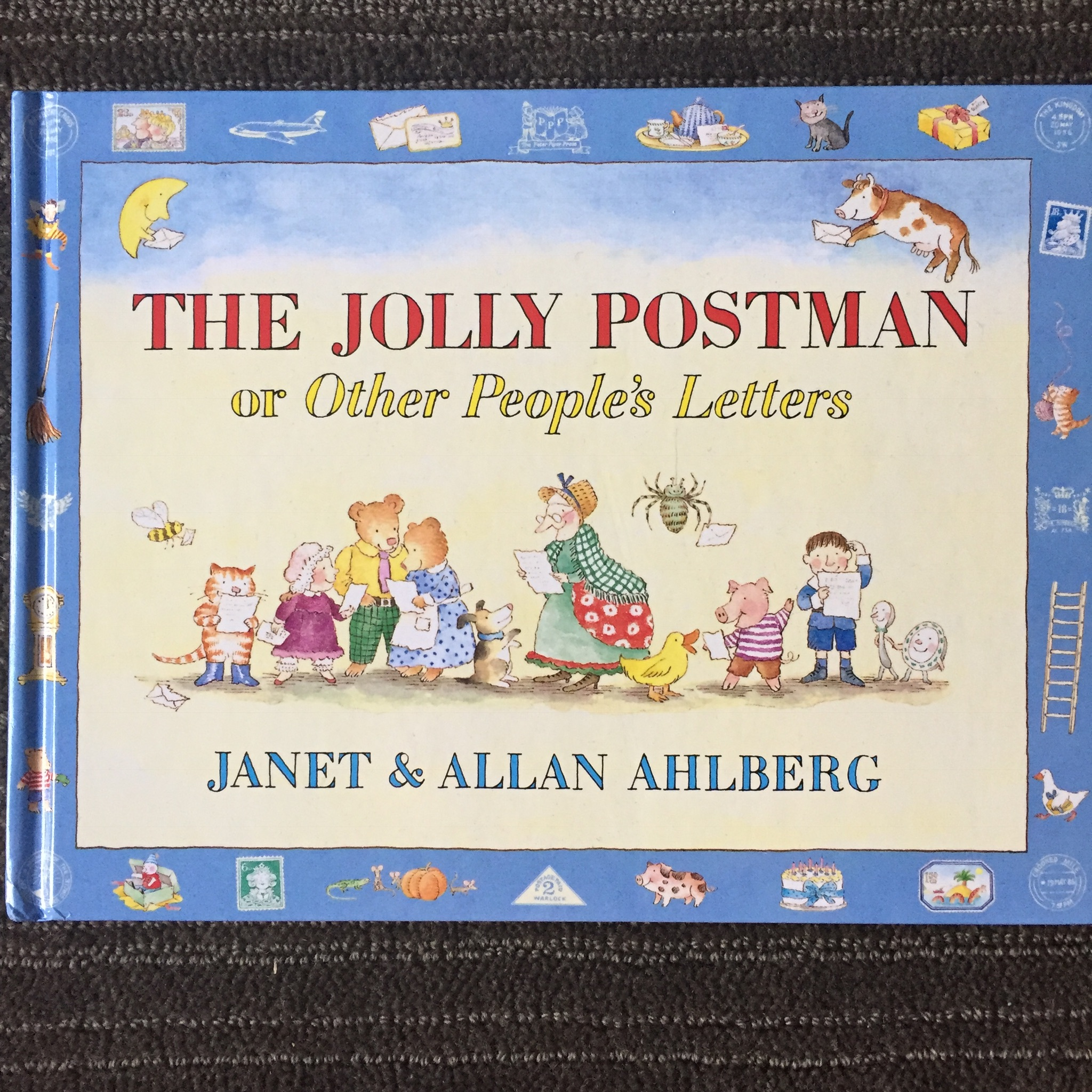 Review - The Jolly Postman or Other People's Letters