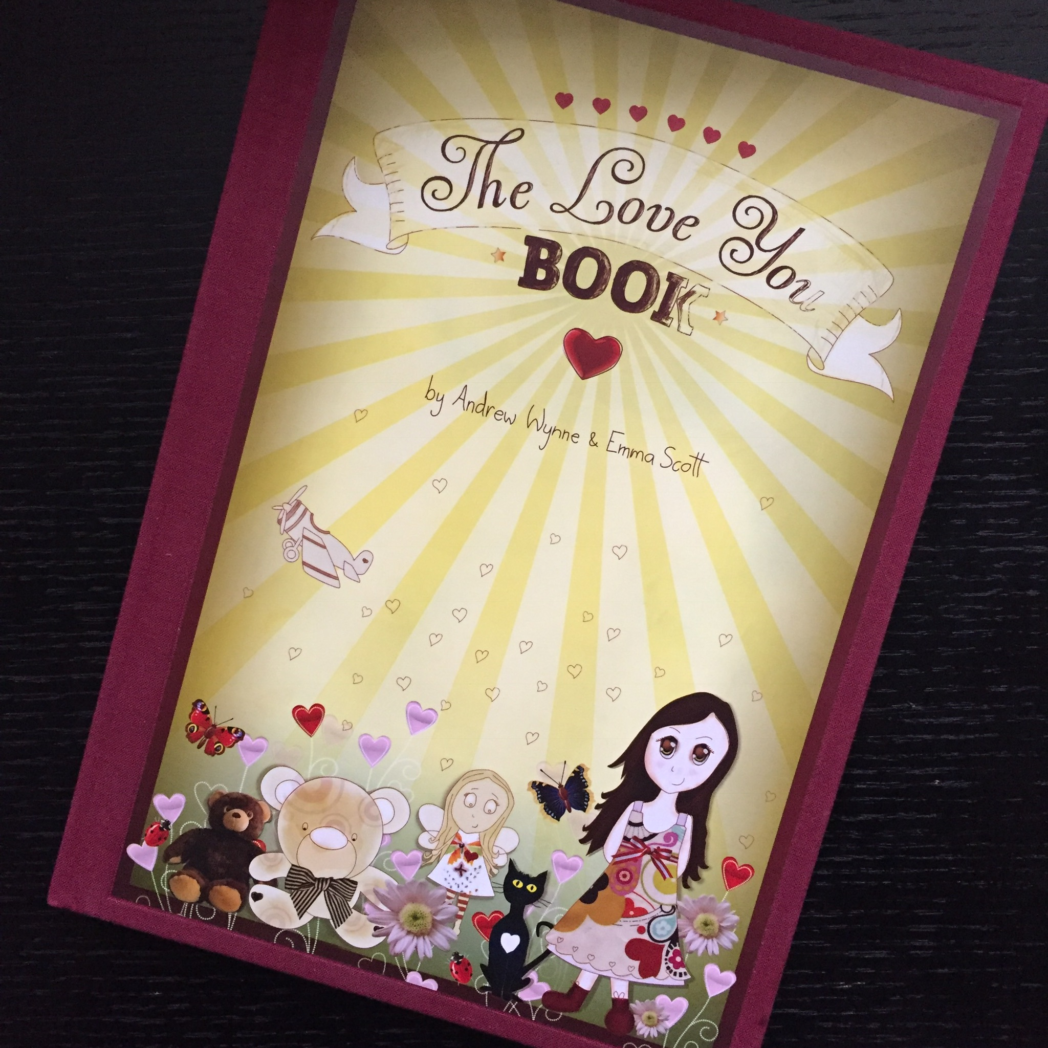 Review - The Love You Book