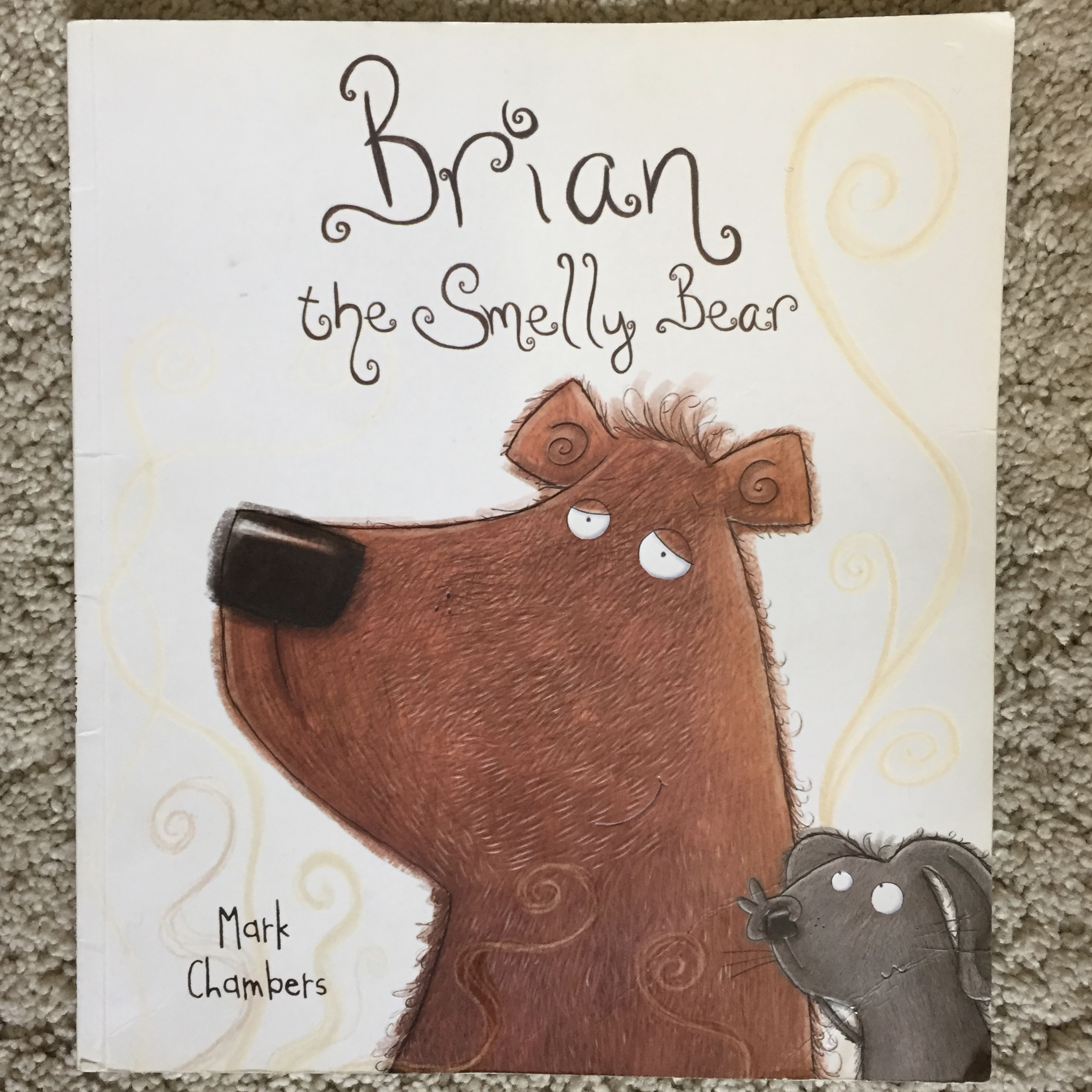 Review - Brian The Smelly Bear