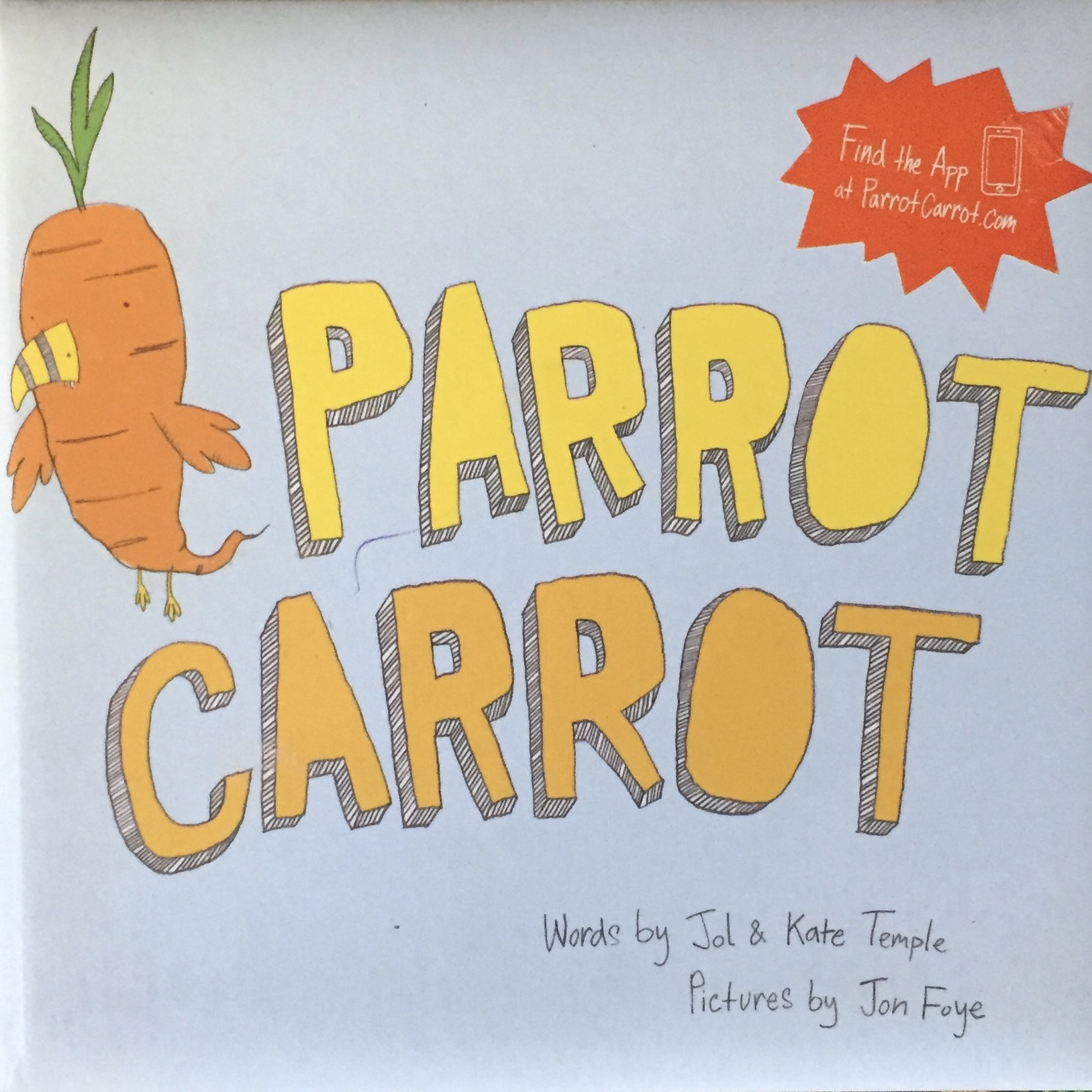 Review - Parrot Carrot